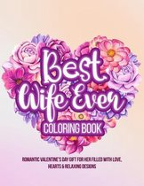 Best Wife Ever Coloring Book