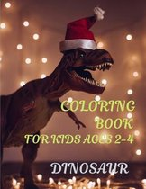 Dinosaur coloring books for kids ages 2-4