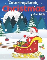 Coloring Book Christmas for Kids