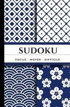 SUDOKU Facile - Moyen - Difficile