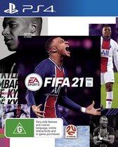 Fifa 21 - Playstation 4 (Ps4)