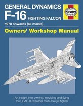 Boek cover General Dynamics F-16 Fighting Falcon Owners Workshop Manual van Steve Davies (Hardcover)