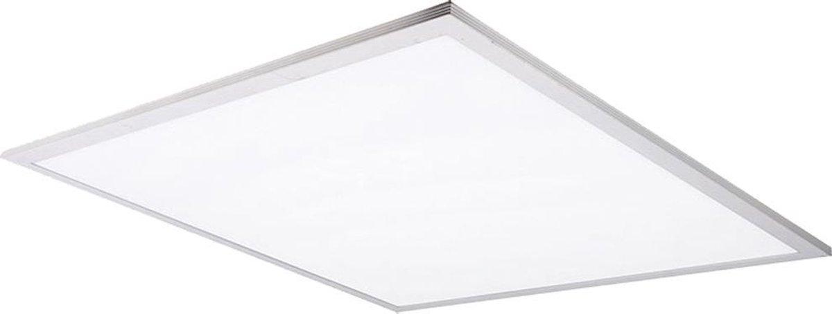 LED paneel hanglamp inclusief kabel ophangsysteem - Geschikt voor ieder plafond - 62x62 cm
