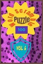 100 Word Scramble Puzzle Vol 6