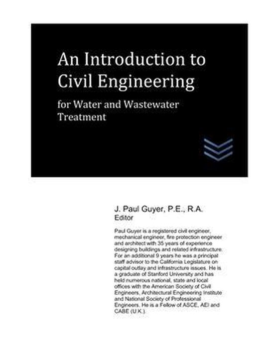 An Introduction to Civil Engineering for Water and Wastewater Treatment