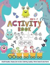 Activity Book Age 5-7