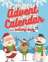Advent Calendar Coloring Book