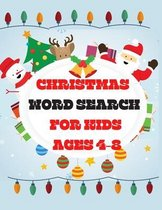 Christmas Word Search For Kids Ages 4-8