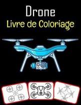 Drone Livre de coloriage