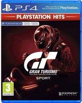 Gran Turismo GT Sport - PS4 Hits