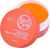 Red One Orange | Aqua haar gel wax | Red One Wax | Red One Gel | Oranje