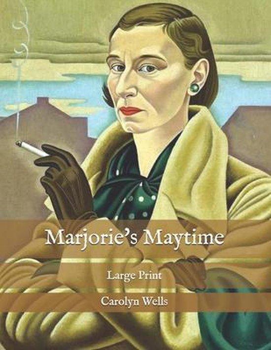 Omslag van Marjorie's Maytime