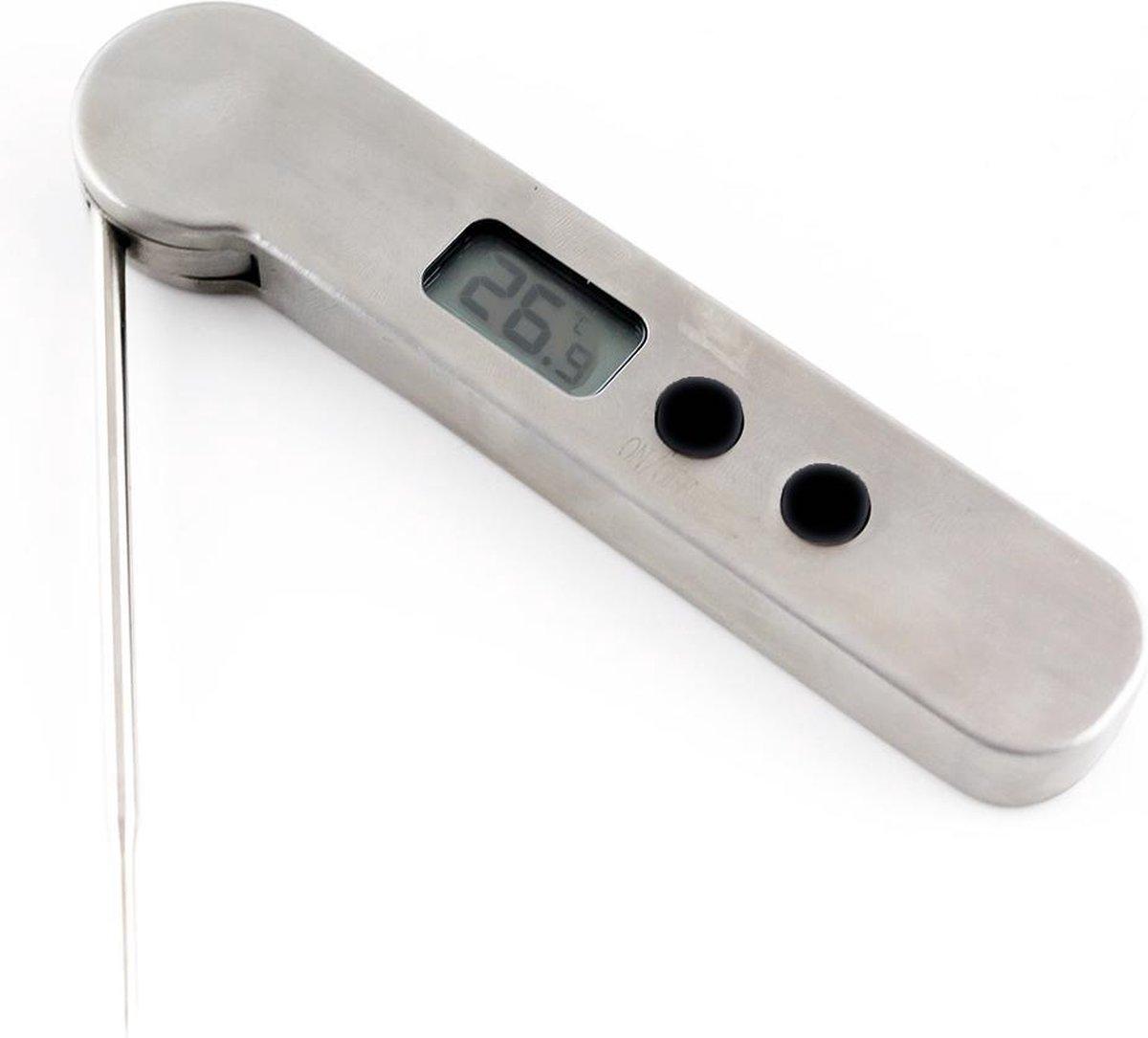 The Bastard core thermometer