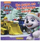 PAW Patrol leesboek 15 - De pups en de strenge vorst