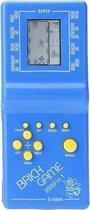 BBEC Toys Klassieke Retro Tetris Game console 99 in 1 Games Retro Spelcomputer