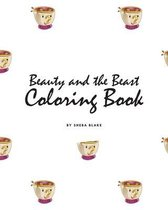 Beauty and the Beast Coloring Book for Children (8x10 Coloring Book / Activity Book)