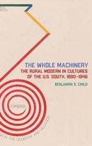 Boek cover The Whole Machinery van Benjamin S. Child