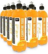 QNT L-Carnitine Drink 2000mg 12x700ml Orange