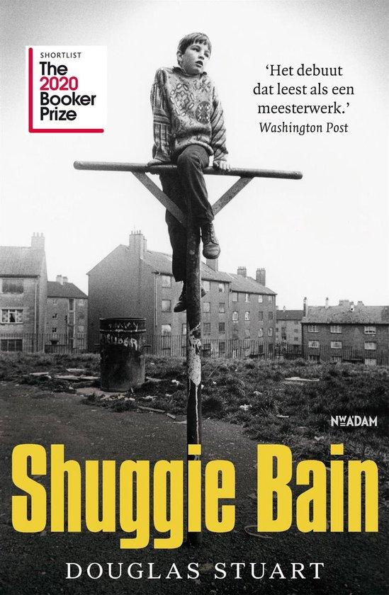 Boek cover Shuggie Bain van Douglas Stuart (Onbekend)