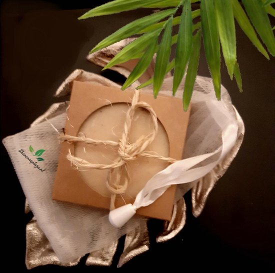 Soap en Gifts Shampoobar Antiroos