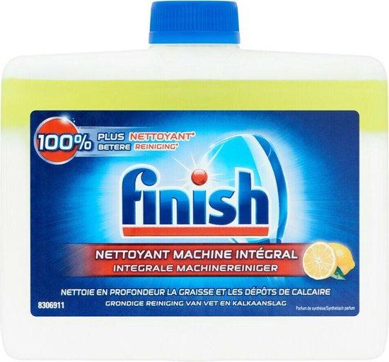 Finish Machinereiniger Lemon 2 x 250 ml