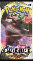 Pokémon Sword & Shield Rebel Clash Booster - P