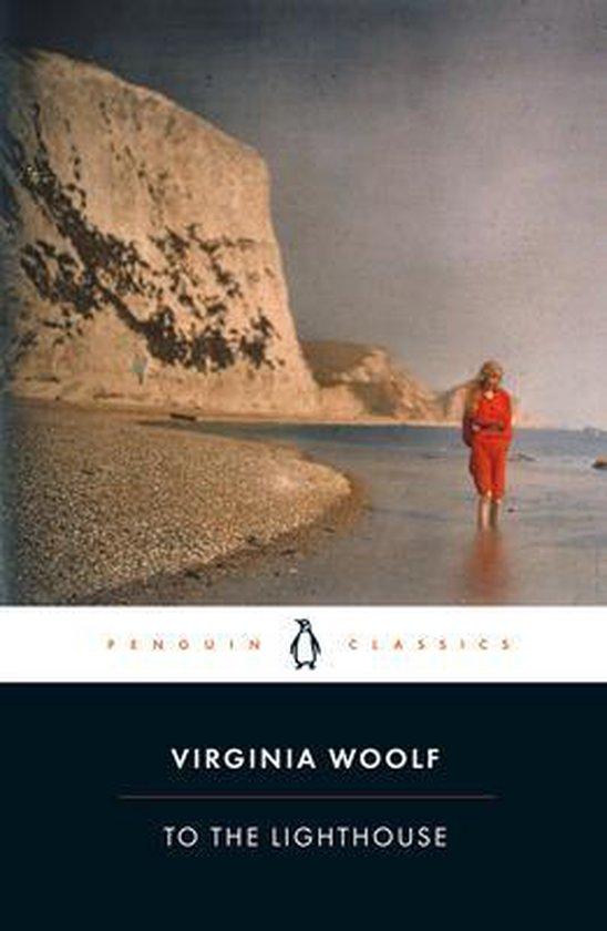 Boek cover To the Lighthouse van Virginia Woolf (Paperback)