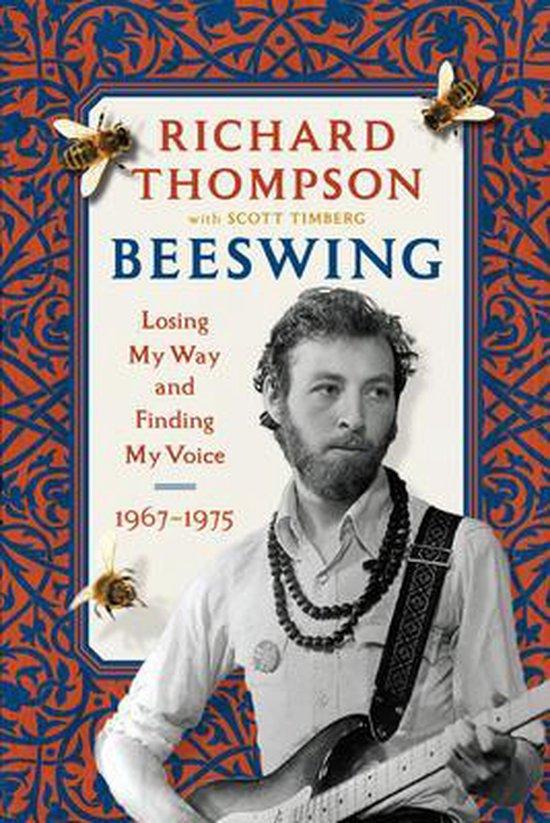 Boek cover Beeswing van Richard Thompson (Hardcover)