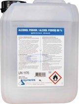 Desinfectie 80% Alcohol 5 liter|Desinfectiemiddel 5 liter| Desinfectie Handreiniger | Desinfectie Interieur Reiniger