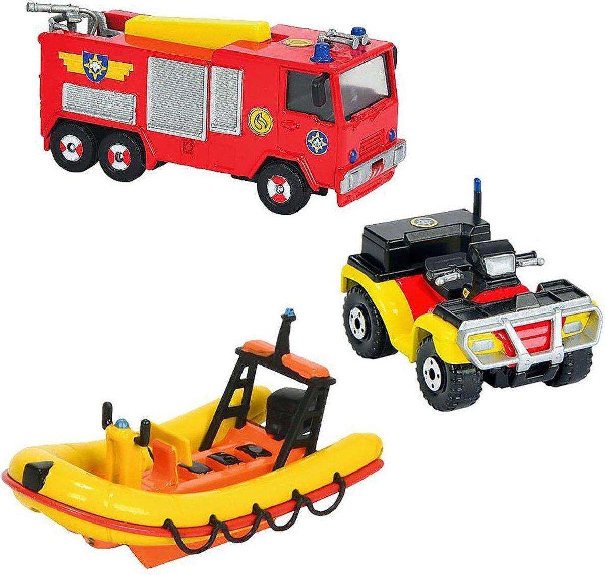 Brandweerman Sam Voertuigen, 3st. - C