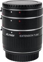 Viltrox DG-C Automatic Macro Extension Tube Set Canon EOS EF/EF-S autofocus AF