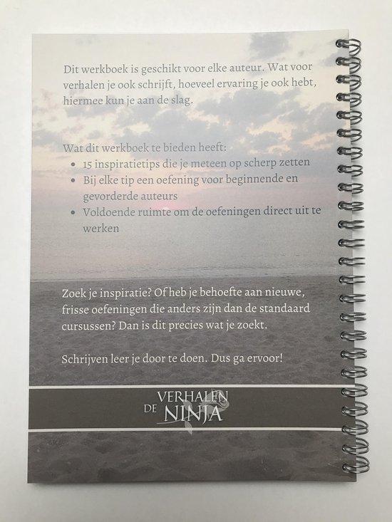 Inspiratie werkboek voor auteurs