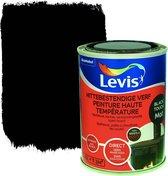 Levis Hittebestendige Verf - Mat - Black Touch - 0.25L