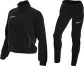Nike Nike Academy Trainingspak - Maat M  - Vrouwen - zwart/wit