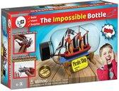 THE IMPOSSIBLE BOTTLE   Piratenschip   Puzzel   mechanische klikpuzzel   Kids