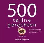 Boek cover 500 tajine gerechten van Valentina Harris (Hardcover)