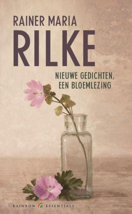 Boek cover Nieuwe gedichten, een bloemlezing van Rainer Maria Rilke (Hardcover)