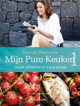 Boek cover Mijn pure keuken van Pascale Naessens