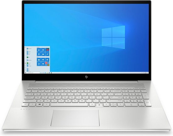HP ENVY 17-cg0014nb - Laptop - 17.3 Inch - Azerty