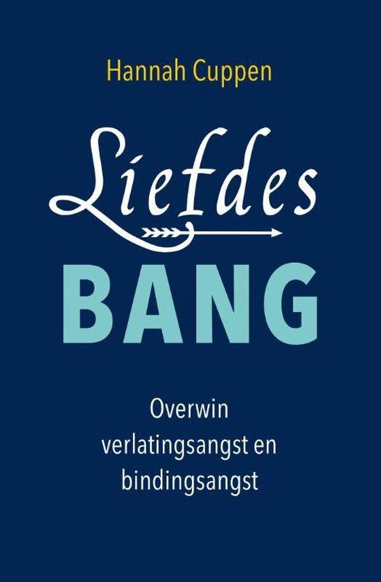 Boek cover Liefdesbang van Hannah Cuppen (Paperback)