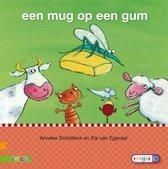 Veilig leren lezen  -  Een mug op een gum AVI M3