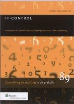 Controlling & auditing in de praktijk 89 -   IT control