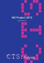 MS Project 2010-2013 Gevorderd