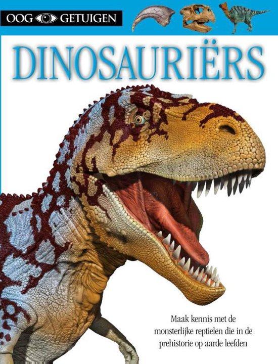 Ooggetuigen  -   Dinosauriërs