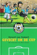 De Voetbalgoden 1 -   Gevecht om de cup