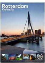 Verjaardagskalender - Stad Rotterdam - Gebouwen - Hotspots - Volwassenen - Kalender - Wandkalender - A4