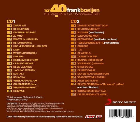 Top 40 - Frank Boeijen