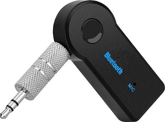 Bluetooth Adapter Draadloos Receiver Auto Carkit Muziek AUX Audio