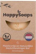 The happy Soaps - Gezichtsreiniger Bar – Sinaasappel