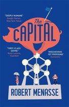 Boek cover The Capital van Robert Menasse